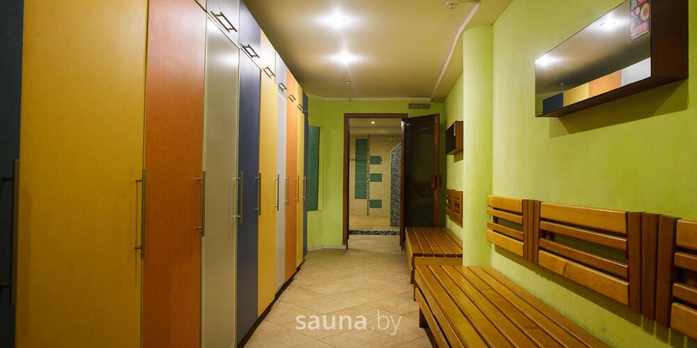 Сауна-люкс на Замковой – Интерьер – фото 23
