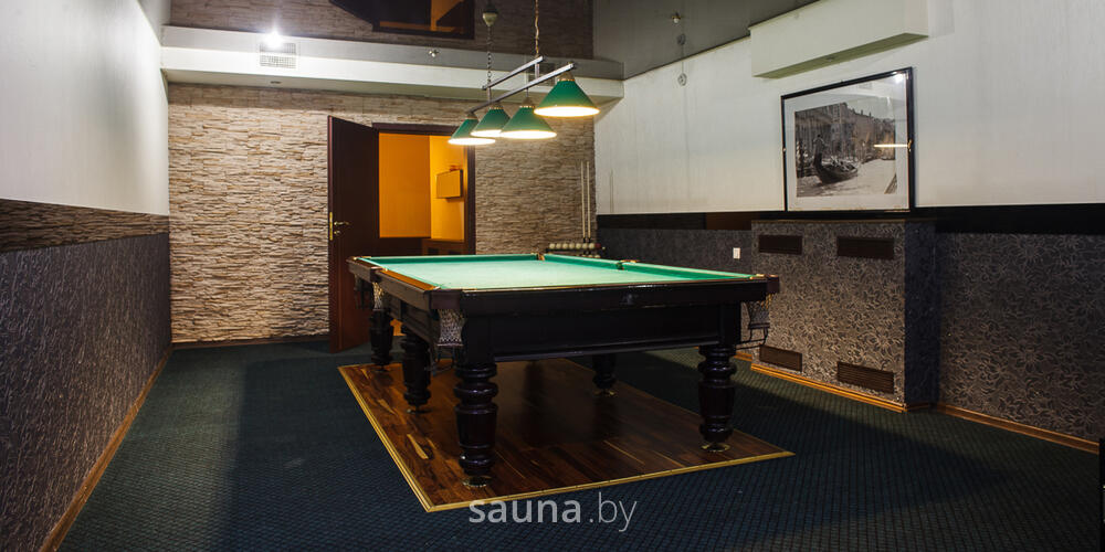 Сауна-люкс на Замковой – Интерьер – фото 12