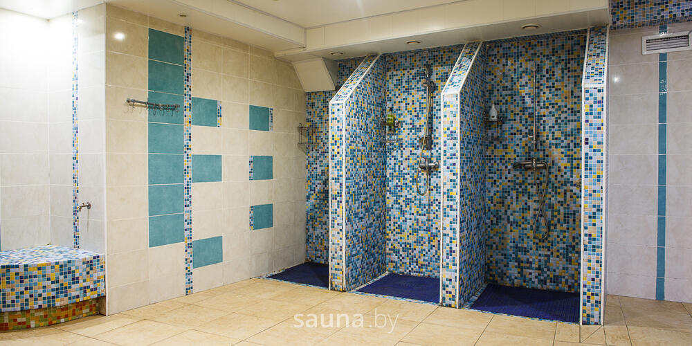 Сауна-люкс на Замковой – Интерьер