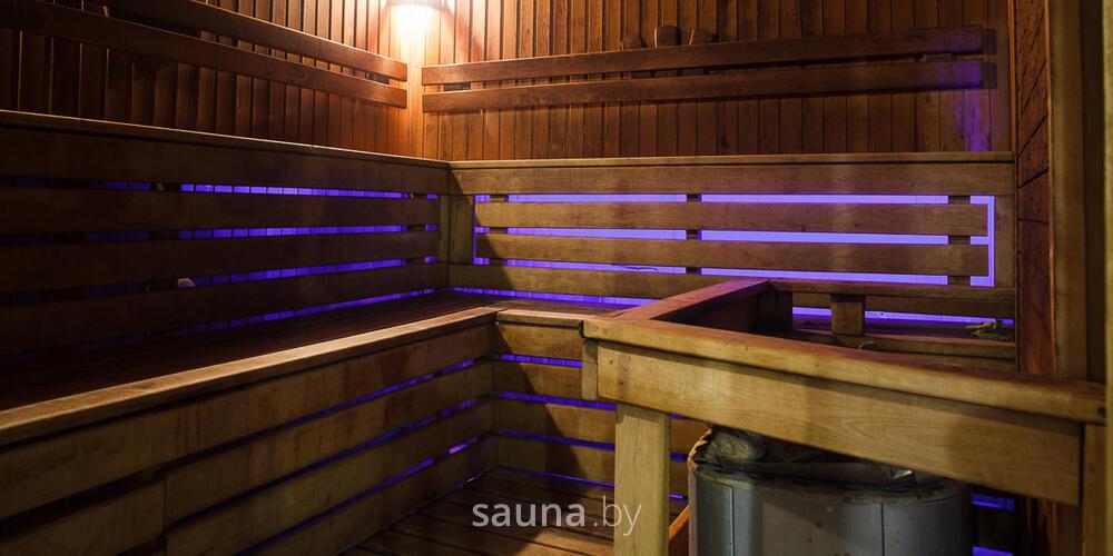 Сауна-люкс на Замковой – Интерьер – фото 14