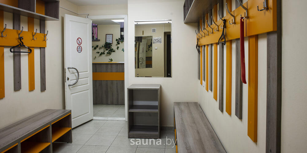 Сауна-люкс на Замковой – Интерьер – фото 21