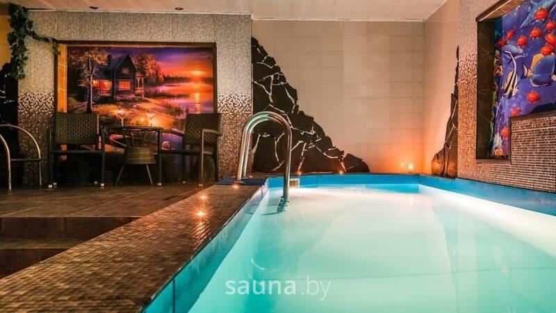 Русская баня на Серова